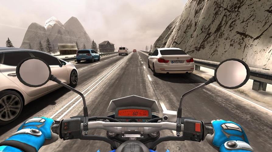 Traffic Rider на ПК