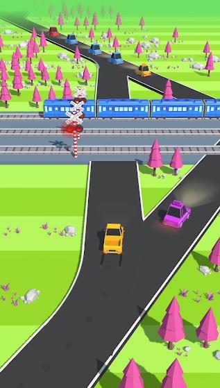 Traffic Run! на Андроид