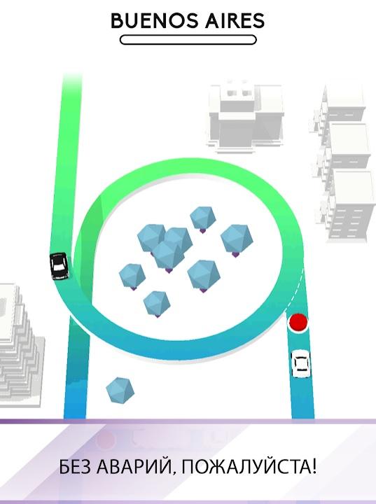 Traffix 3D на Андроид