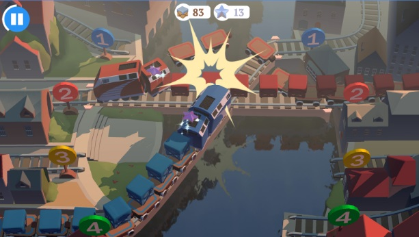Train Conductor World на ПК