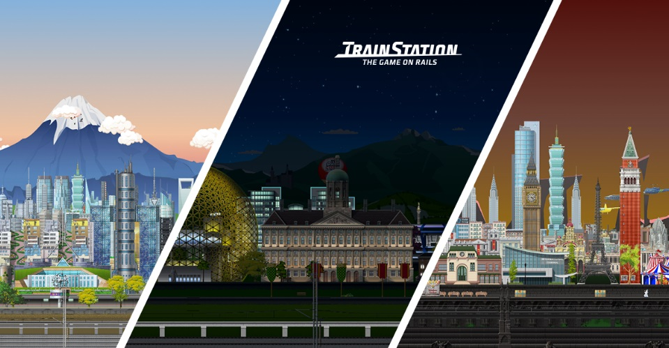 TrainStation - Game On Rails на ПК