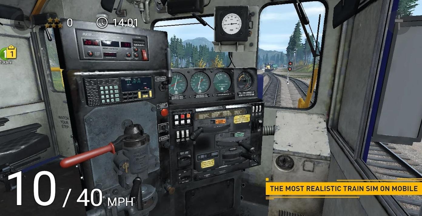 Trainz Simulator 3 на Андроид