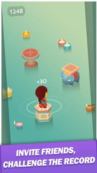 Traveller Jump на Андроид