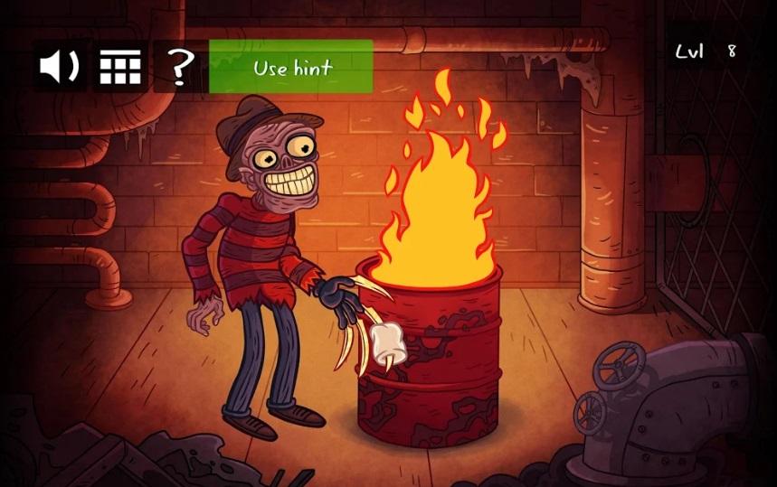 Troll Face Quest Horror 2 на Андроид