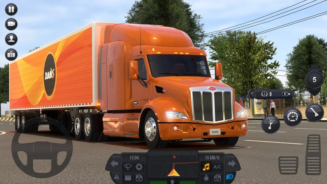 Truck Simulator: Ultimate на Андроид