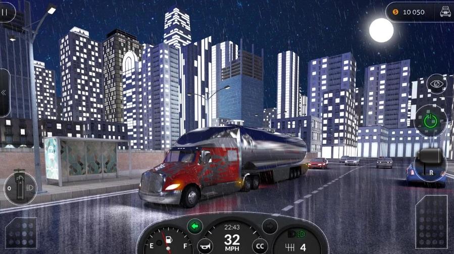 Truck Simulator PRO 2016 на ПК