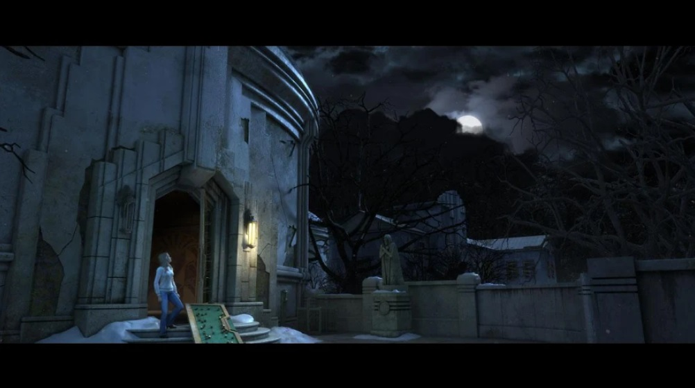 True Fear: Forsaken Souls. Часть 2 на Андроид