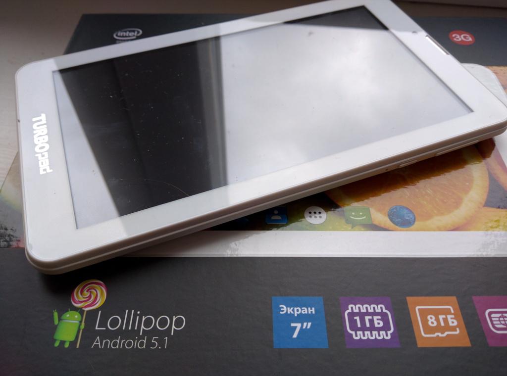 Обзор TurboPad 723