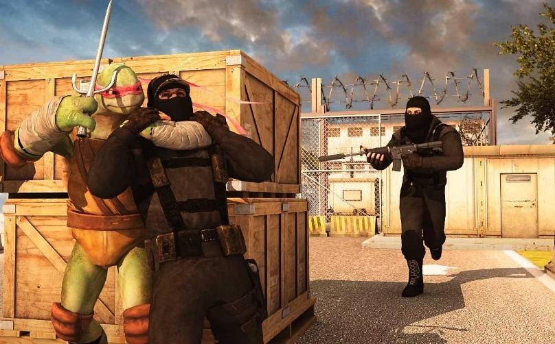 Turtle Ninja: Critical Escape - City Prison на Андроид