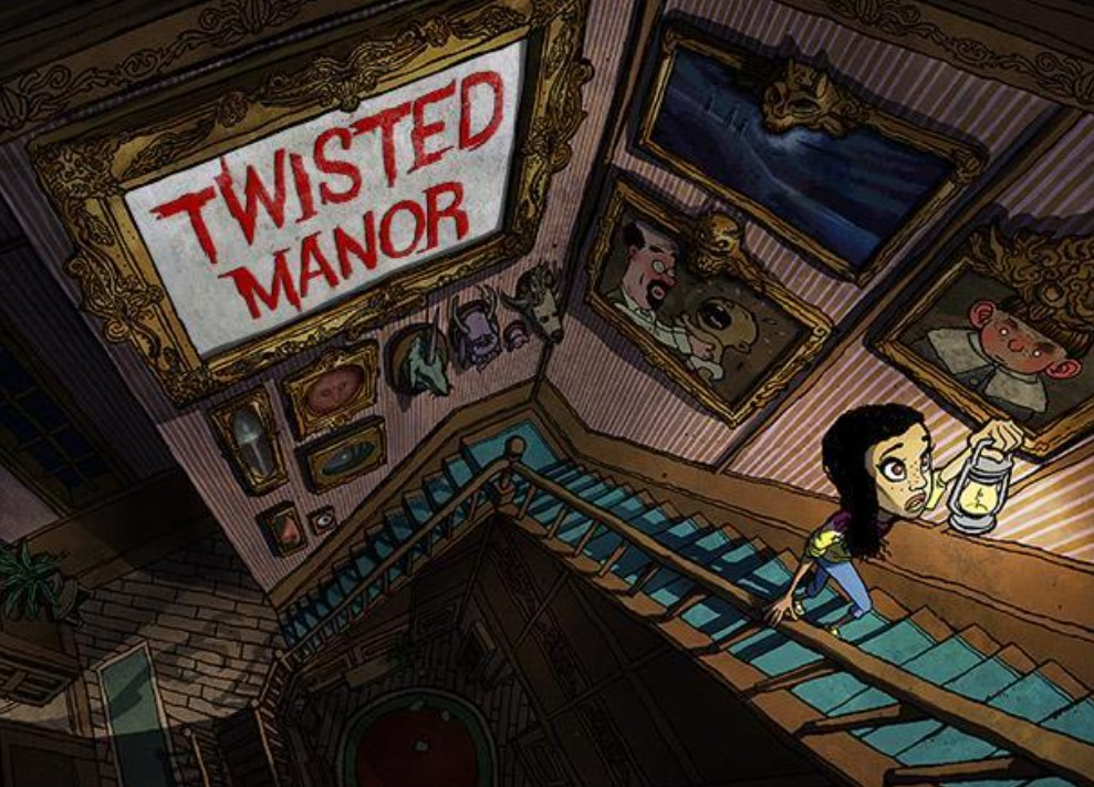 Twisted Manor на Андроид