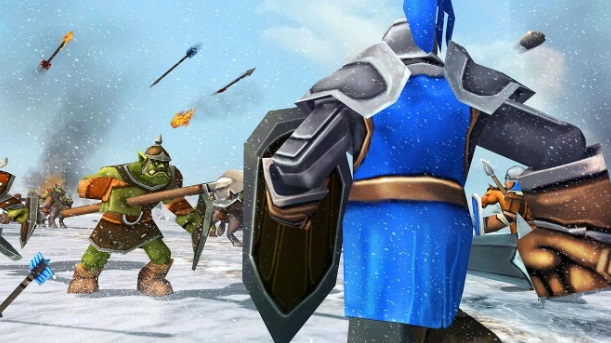 Ultimate Epic Battle на Андроид