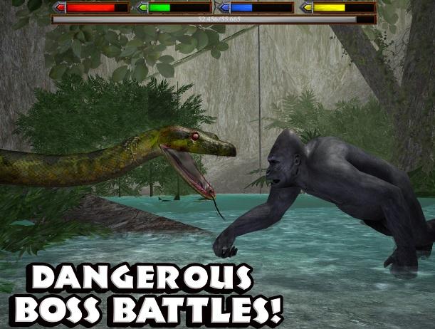 Ultimate Jungle Simulator на ПК