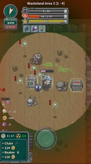 Underworld: The Shelter на Андроид