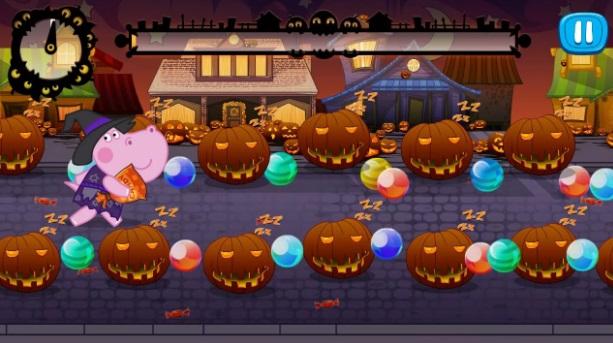Хэллоуин: Веселые Тыквы на Андроид