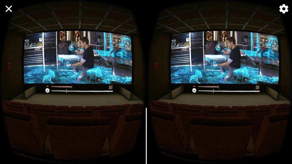 VR Cinema 2018 на Андроид
