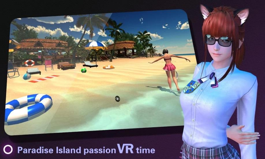 3D VR Girlfriend на Андроид