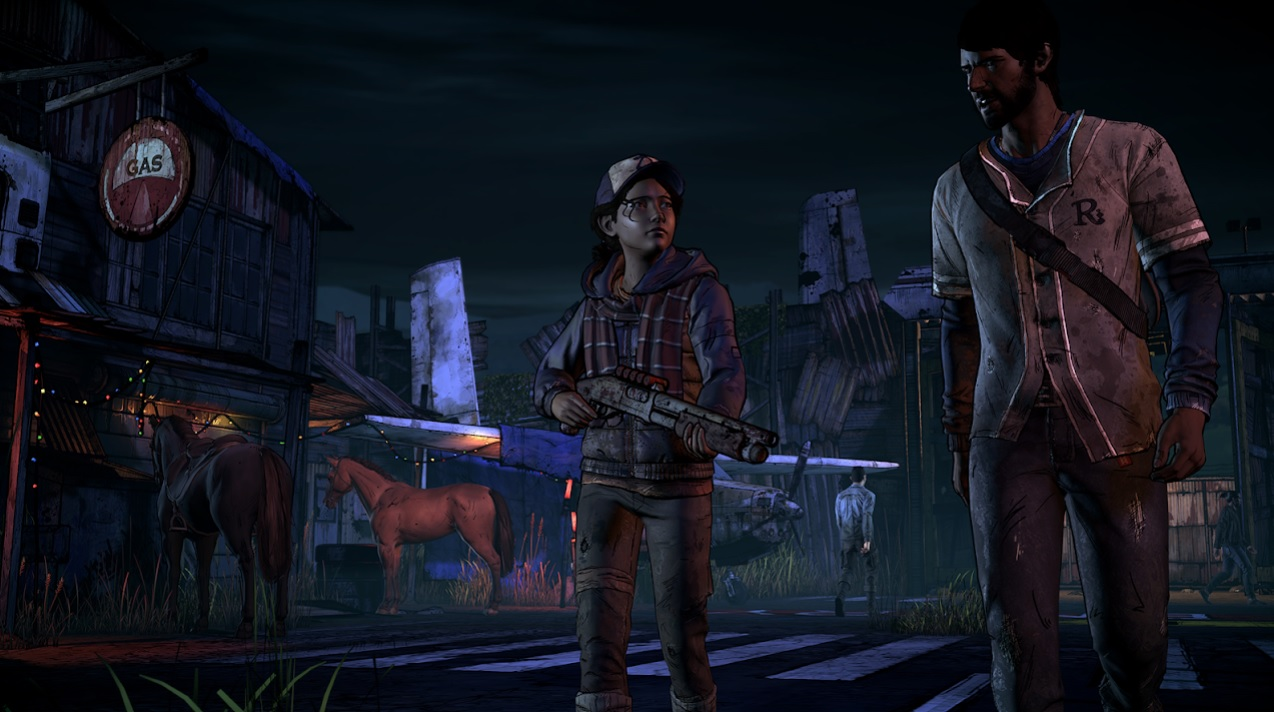 The Walking Dead: A New Frontier на Андроид