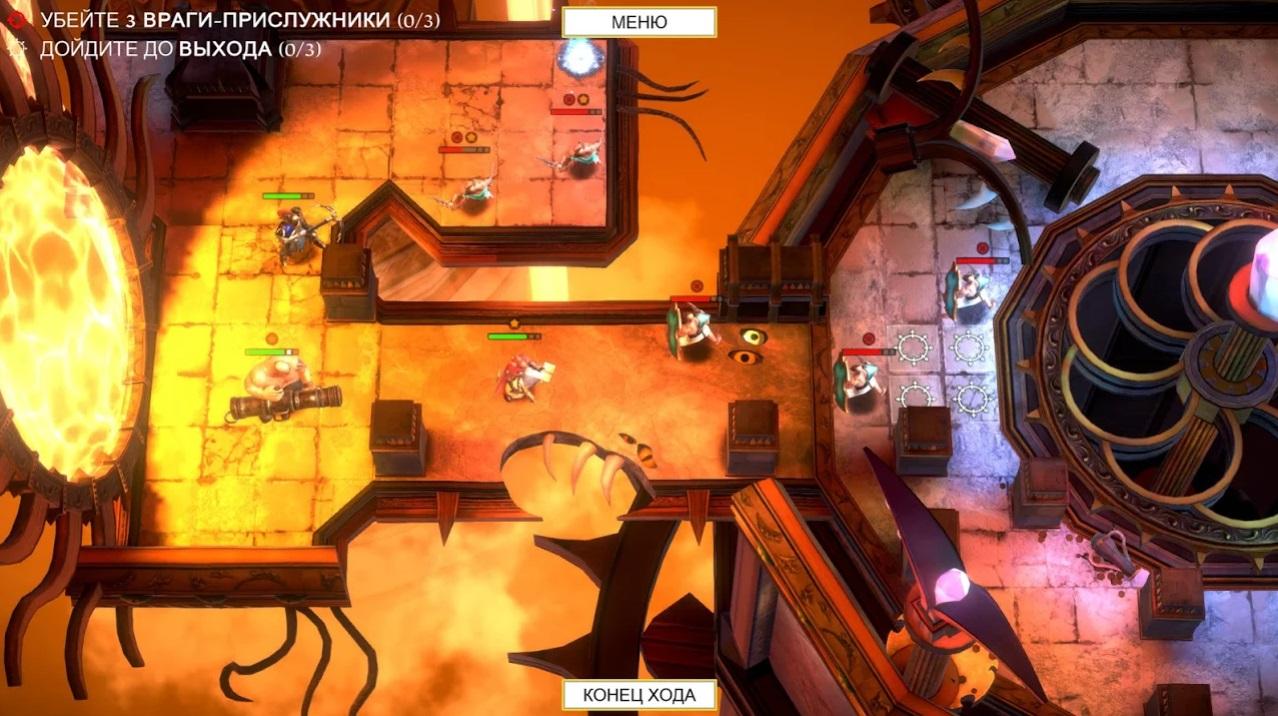Warhammer Quest: Silver Tower на Андроид