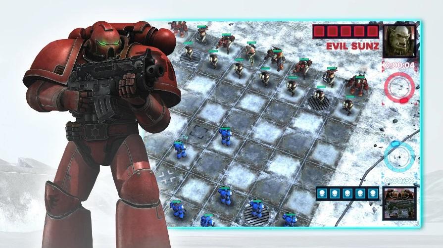 Warhammer 40000: Regicide на Андроид