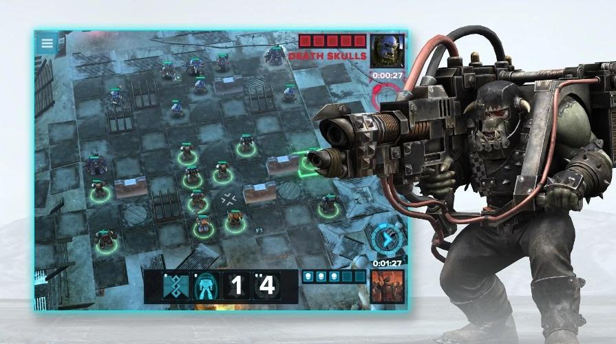 Warhammer 40000: Regicide на ПК