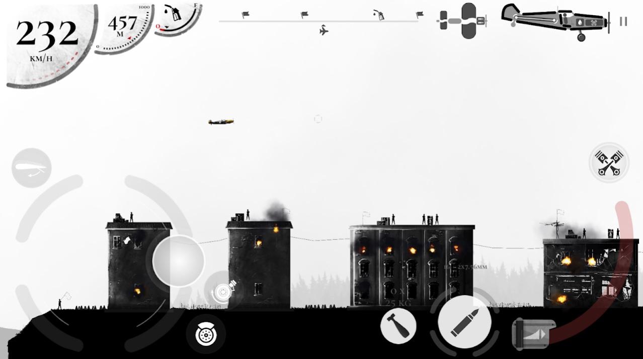 Warplane Inc. на Андроид