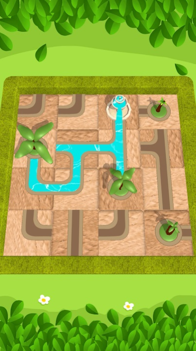 Water Connect Puzzle на Андроид