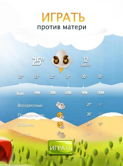 Weather Challenge на ПК