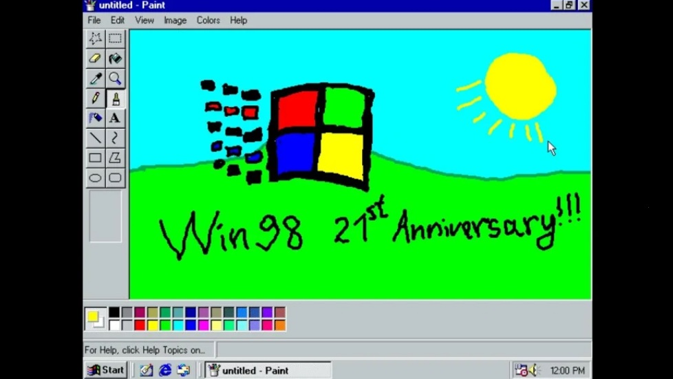 Win 98 Simulator на Андроид