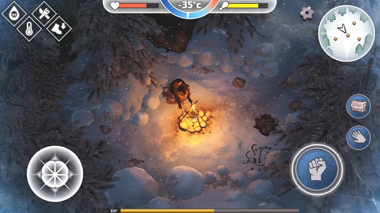 Winterpunk на Андроид