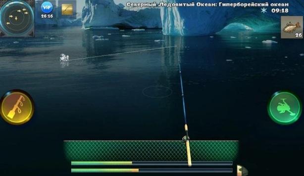 World of Fishers на Андроид