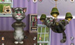 Мой Говорящий Кот Том (Talking Tom Cat)