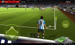 Футбол Real Football 2012