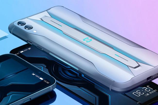 Xiaomi Black Shark 2 Pro камера