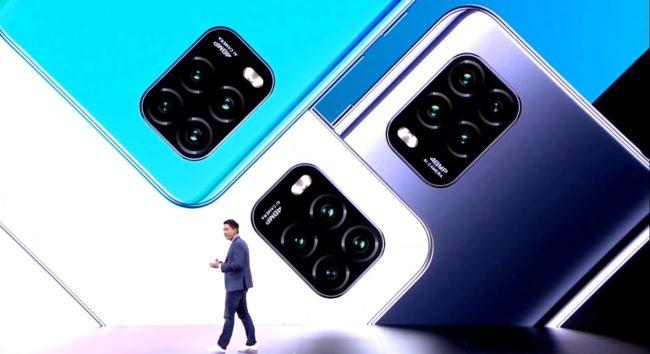 Xiaomi Mi 10 Lite камера