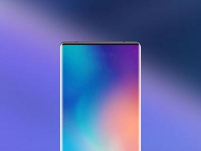 Xiaomi Mi Mix 4 (Alpha) дисплей