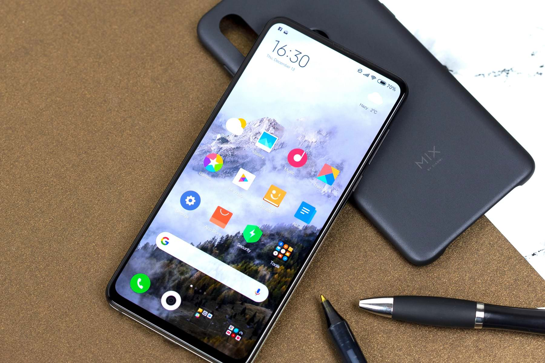 Xiaomi Mi Mix 4 (Alpha)
