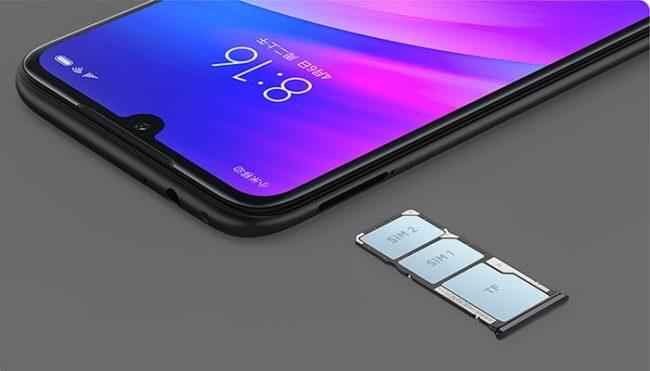 телефон Xiaomi Redmi 7