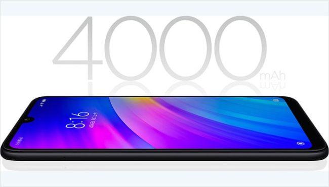 Xiaomi Redmi 7 батарея