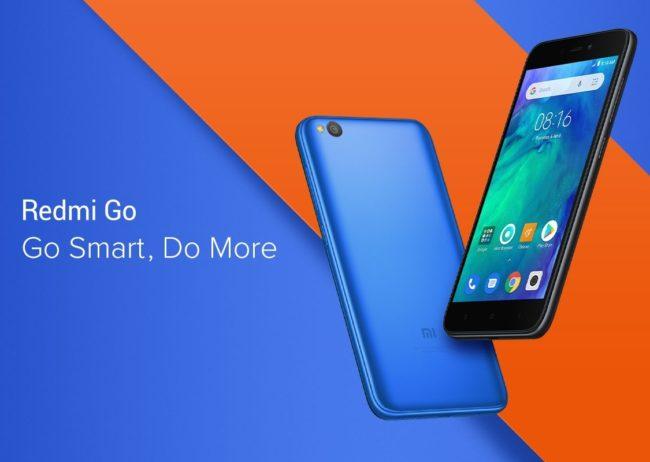 телефон Xiaomi Redmi Go
