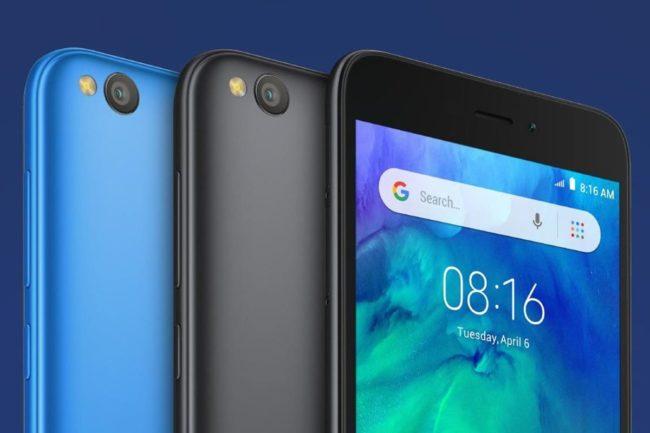 Xiaomi Redmi Go камера