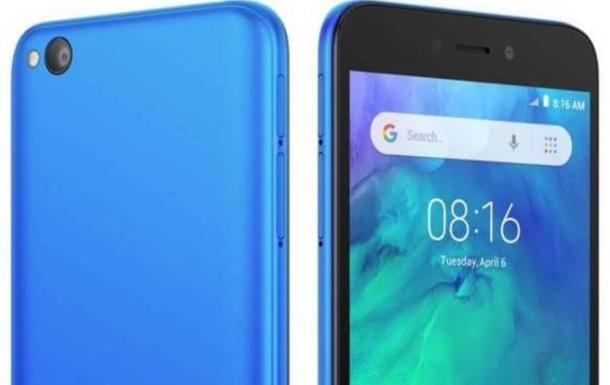Xiaomi Redmi Go внешний вид