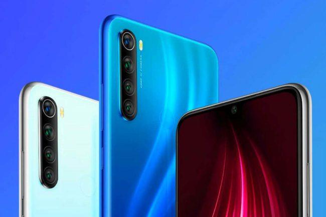 Xiaomi Redmi Note 8 камеры