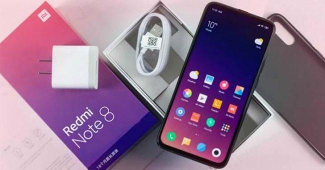 Xiaomi Redmi Note 8 комплектация