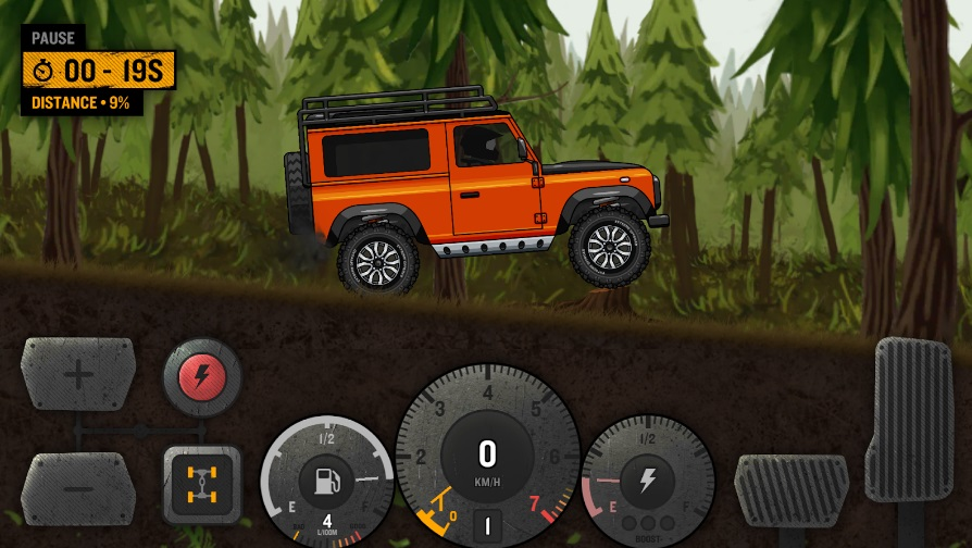 Xtreme Offroad Racing Rally 2 на ПК