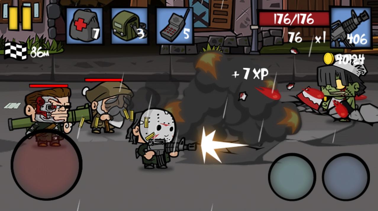 Zombie Age 2 Premium: Survive in the City of Dead на Андроид