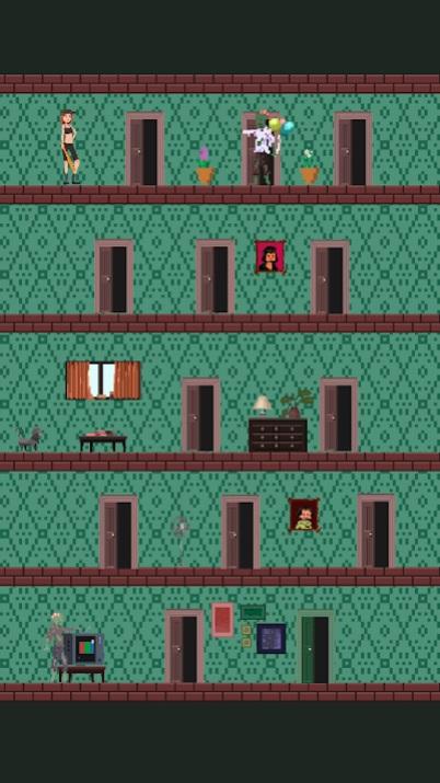Квартира Зомби на Андроид