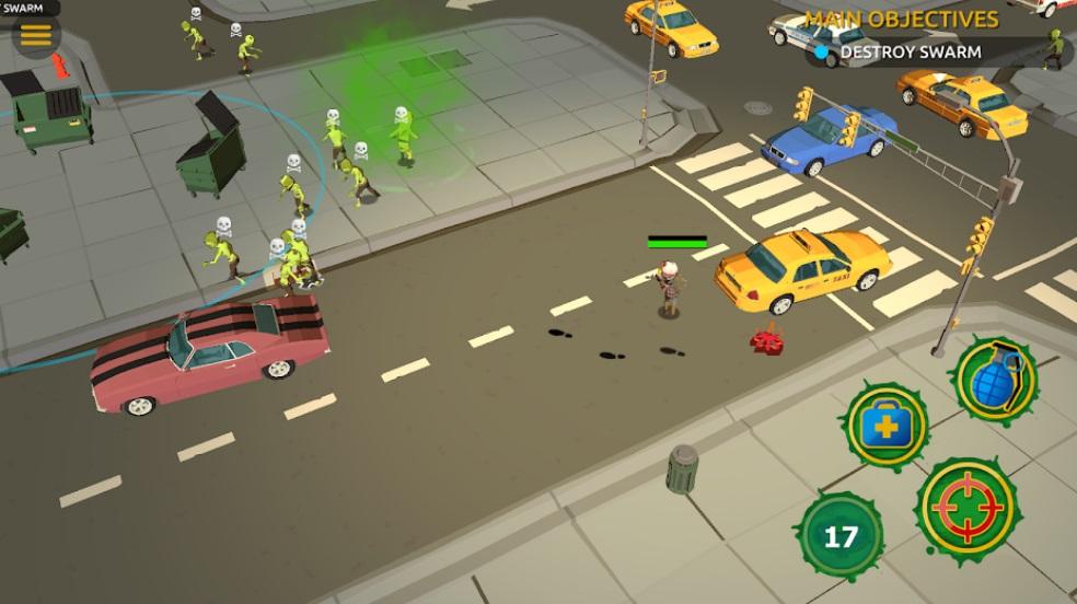 Zombie Blast Crew на Андроид