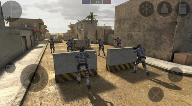 Zombie Combat Simulator на Андроид