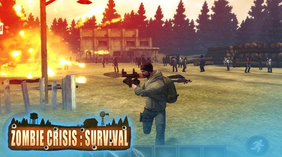 Zombie Crisis: Survival на ПК