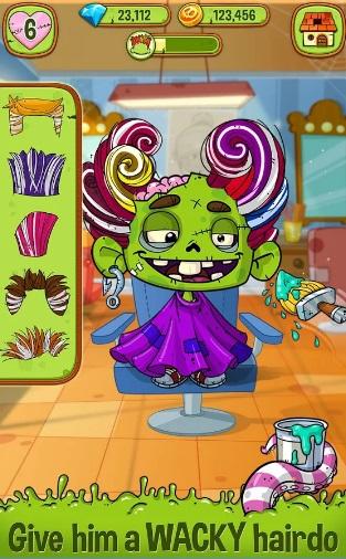 Zedd the Zombie на Андроид